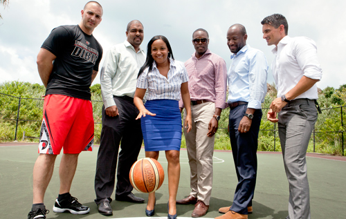 Hoop dreams fulfilled by sponsors