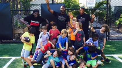 Former UM Hoops Player Leads Growing Youth Camp Empire, Looks Towards Global Expansion